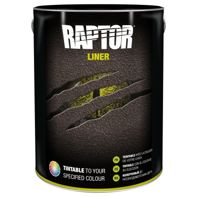 RAPTOR 5L to 20L kits – 3:1 Mix Ratio