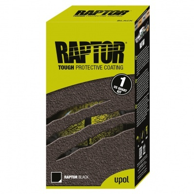 1 US Quart Raptor Kit