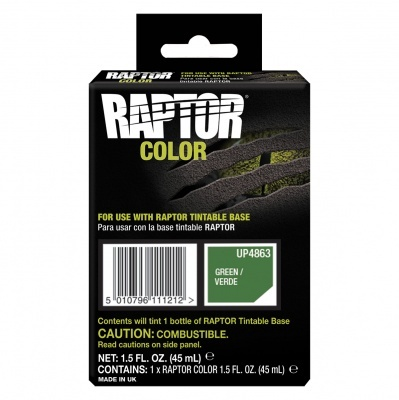 RAPTOR COLOR